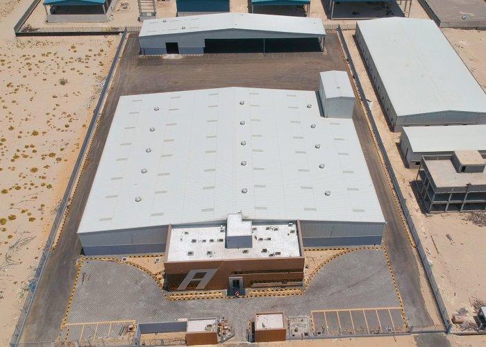 Al-Arji Plastic Factory Al-Arji Plastic Factory DJI 0060 700x500 1