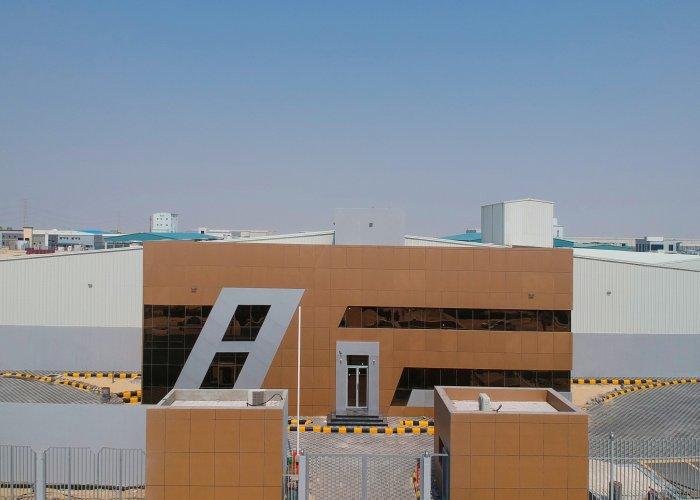 Al-Arji Plastic Factory Al-Arji Plastic Factory DJI 0205 700x500 1