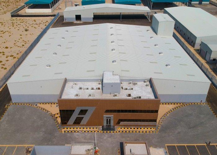 Al-Arji Plastic Factory Al-Arji Plastic Factory DJI 0211 700x500 1