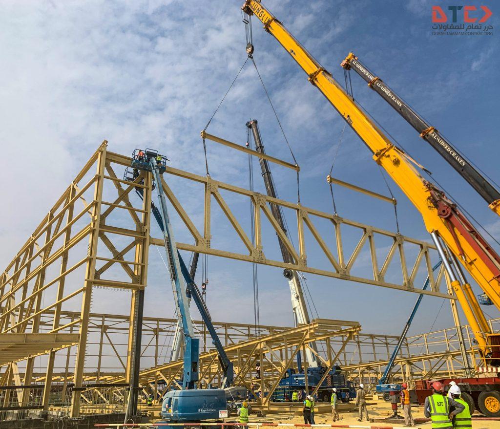 Steel Erection Steel Erection 2019 11 16 10