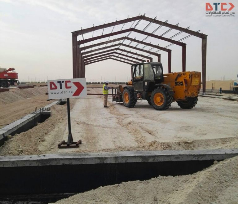 FNKP1320 Steel Erection Steel Erection FNKP1320 768x658