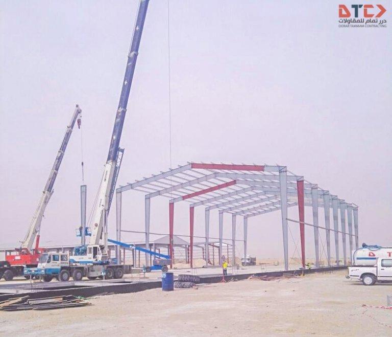 HBCT5720 Steel Erection Steel Erection HBCT5720 768x659