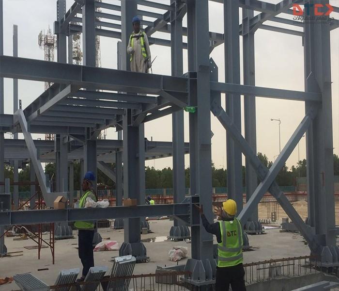 e16 Steel Erection Steel Erection e16
