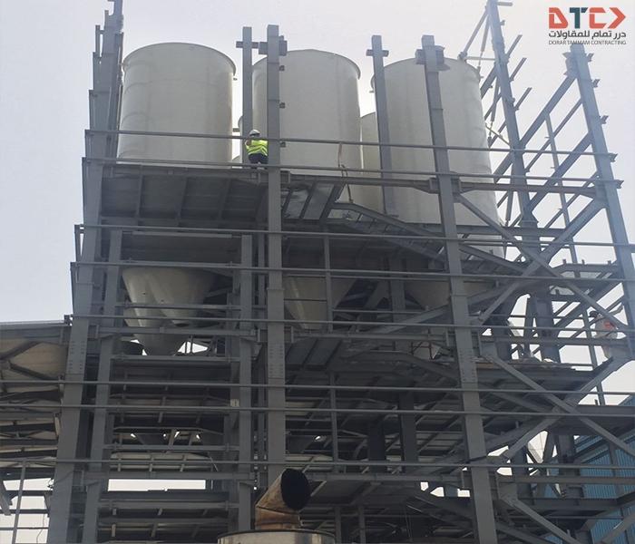 e23 Steel Erection Steel Erection e23